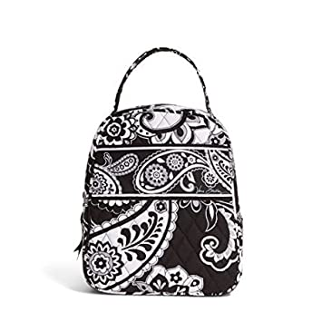 1ef76574927e Image Unavailable. Image not available for. Color  Vera Bradley Lunch Bunch  Midnight Paisley
