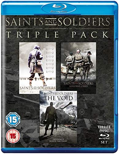 Saints & Soldiers Triple Pack (Region Free) [PAL] - System Hatchback