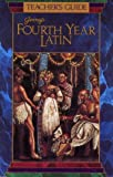 Jenney's Teacher's Guide: Fourth Year Latin (Teacher's Guide: Jenney's fourth Year Latin)