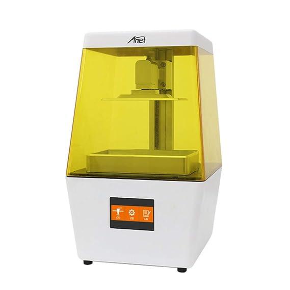ZJRA Impresora 3D, SLA De Alta Precisión, Tapa Dura, Escritorio ...