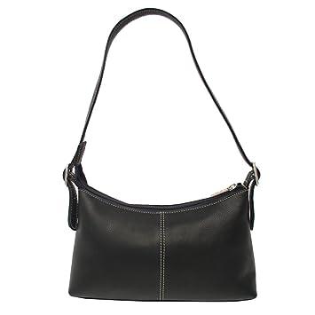 44073cbe69 Amazon.com  Piel Leather Shoulder Mini