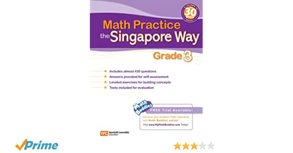 Math Worksheets 3rd grade free math worksheets : Math Practice the Singapore Way, Grade 3: Marshall Cavendish ...