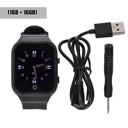 Amazon.com: Mugast 1.54in IPS GPS Smart Watch with HD Camera ...