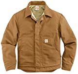 Product review for Carhartt Men's Big & Tall Flame Resistant Midweight Canvas Dearborn Jacket