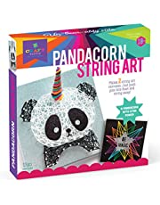 [US Deal] Save on Craft-tastic – String Art Kit – Craft Kit Makes 2 Large String Art Canvases – Pandacorn Edition. Discount applied in price displayed.