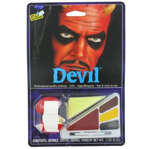 Fun World 9555 HALLOWEEN MAKEUP