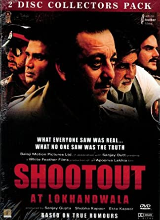 Amazoncom Shootout At Lokhandwala Double Disc Collectors Pack