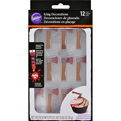 Cupcake Decorations For Halloween (Axe Cupcake Decorations)