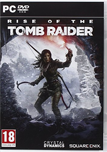 Rise of the Tomb Raider (PC DVD)