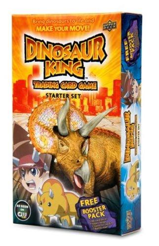 Upper Deck Dinosaur King TCG