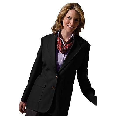 Edwards Women's Polyester Blazer at Women's Clothing store