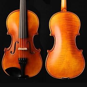Scott Cao Violin Outfit 1/16 Size Model STV017 5