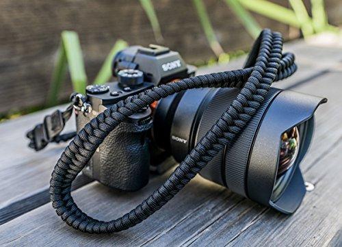 Maven Paracord Camera Strap Canon Sony Nikon - Skinny