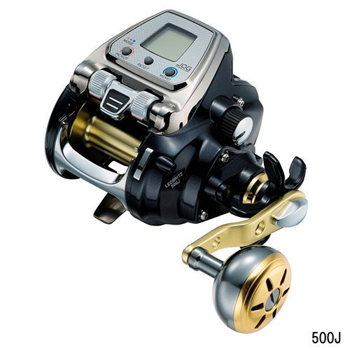 5b2a4a4f9d1 Daiwa 15 LEOBRITZ 500J Electric Reel From Japan close model to magamax 500