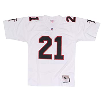 sports shoes 684f1 6e7c0 Mitchell & Ness Deion Sanders #21 Atlanta Falcons Legacy ...