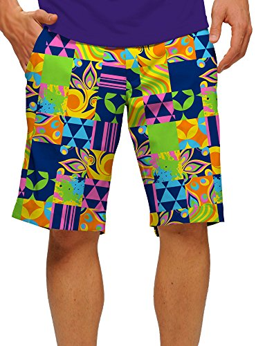 loudmouth-mens-greatest-hits-vol-1-golf-shorts-34w-multi