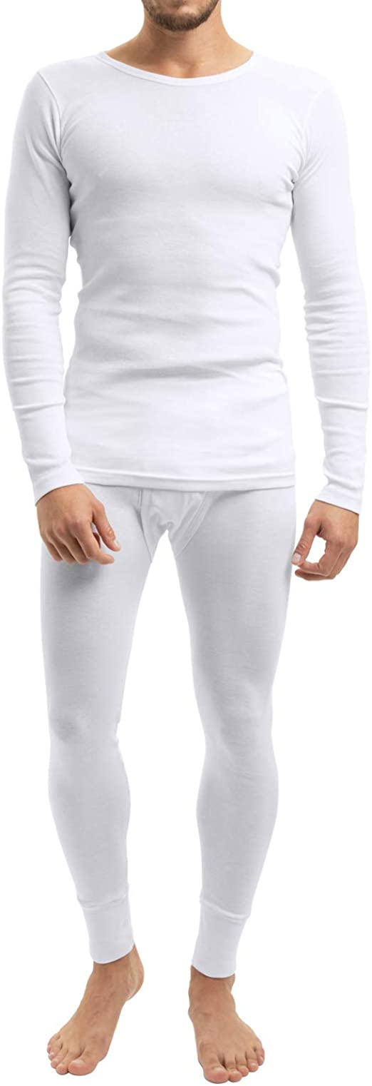 Largo Calzoncillos Acanalado Set (Camisa + Pantalones) – 100 ...