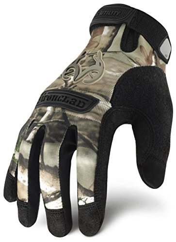Ironclad RT-SHG-05-XL Shooter Gloves, X-Large