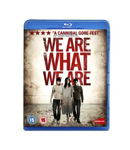 We Are What We Are [Blu-ray]