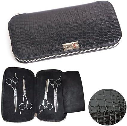 MINI CASE MacsTheOriginal magnético, Estuche para tijeras de peluquería: Amazon.es: Belleza