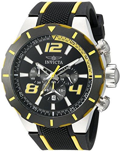 Invicta Men's 20104SYB S1 Rally Analog Display Quartz Two Tone Watch