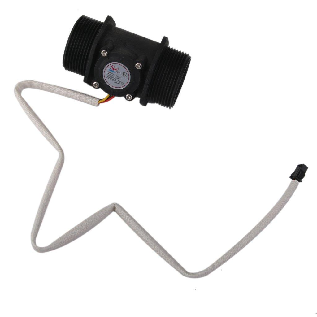 Water Flow Sensor Flowmeter Hall Flow Sensor Control (1.5'' Pipe)