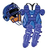 MacGregor Softball Catchers Gear Sets, Girls Color: Royal