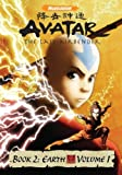 Avatar The Last Airbender - Book 2 Earth, Vol. 1 by Nickelodeon