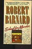 School for Murder, Robert Barnard, 0440176050