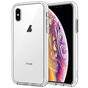 JETech Coque Compatible iPhone XS et iPhone X, Étui de Protection avec Shock-Absorption et Anti-Rayures, Housse Case…