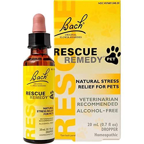 Rescue Remedy Natural Homeopathic