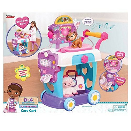 Just Play Doc McStuffins Hospital product image