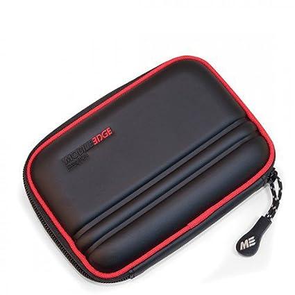 Mobile Edge MEHDC17 EVA (Etileno Acetato de Vinilo) Negro, Rojo ...