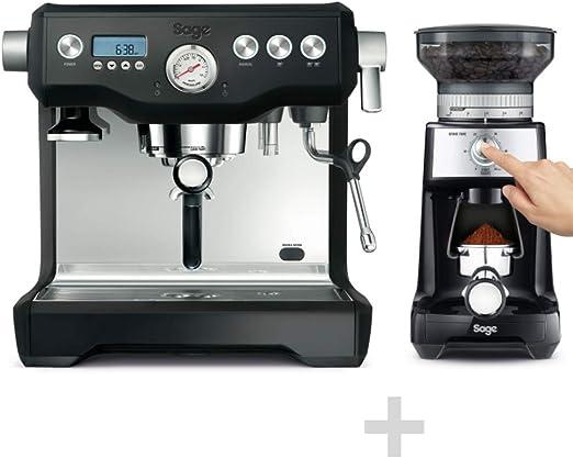 SAGE SES920 The Dual Boiler, portafiltros para cafetera expreso ...