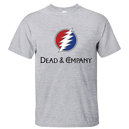 Sun-Tshirt Men's John Mayer Dead Company Band Cotton - T-shirt Gift Personalized Band