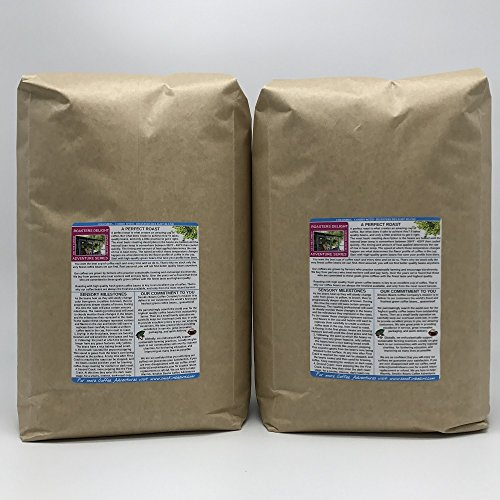 25-lbs COLOMBIA – ADVENTURE SERIES – Unroasted Green SPECIALTY-GRADE Coffee Beans, FRESH-HARVEST – HUILA known for Producing Best Coffee in Colombia – Sustainably Grown under Rainforest Canopy-1750M by Smokin Beans (Image #2)