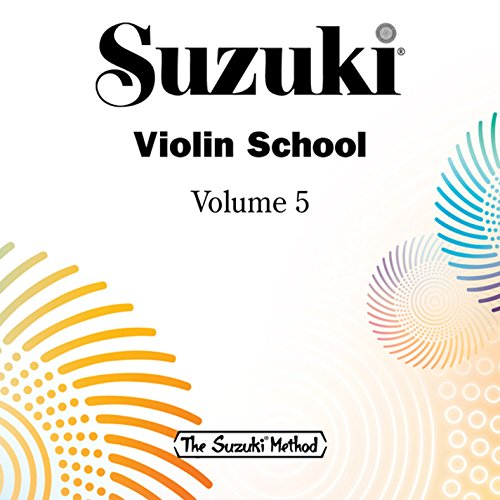 [Suzuki Violin School, Vol. 5] (William Preucil Violin)