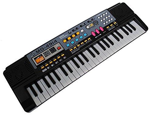 Keyboard Electronic Piano Music Workstation 49 Key Childs - Image Pakistan Model