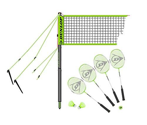 DUNLOP Advanced Badminton Set Advanced Badminton Set