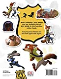 Ultimate Sticker Book: Disney Zootopia (DK Ultimate Sticker Collections)