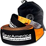 "Search : GearAmerica Recovery Tow Strap 4"" x 30' 