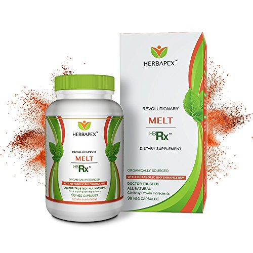 HERBAPEX: Melt HBRX - Doctor Trusted - Helps to Burn Belly Fat & Increase Your Metabolism
