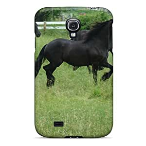 High Quality AocGK390yBGTb A Herd Of Freason Horse PC Case For Galaxy S4