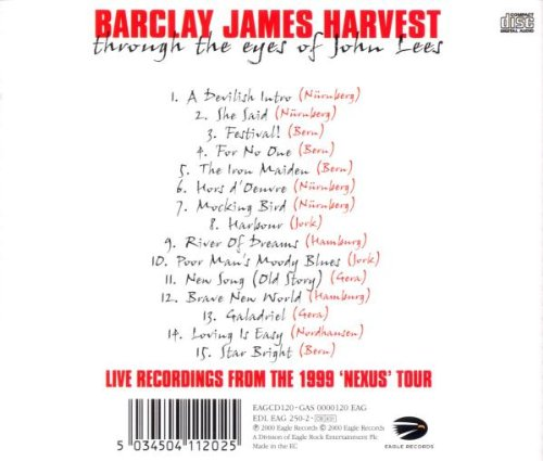 Image result for barclay james harvest revival