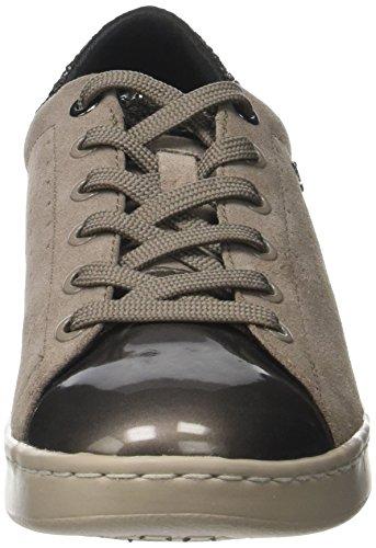 A Sneaker Mud D Herren Geox Jaysen Taupe Braun xqwn8OZvRH