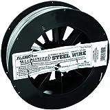 Fi-Shock FG-01000 1000-Feet, 12-1/2 Gauge Aluminized Galvanized Steel Wire