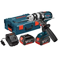 Bosch Hdh181X 01L 18 Volt Response Technology Basic Facts