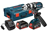 Bosch HDH181X-01L 18-Volt 1/2-Inch Brute Tough Hammer Drill/Driver with Active Response Technology
