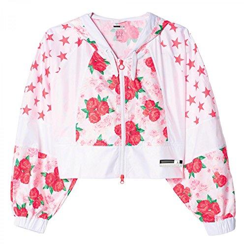 Jacket Vestes Rose Femme blanc SC adidas AH8925 qvTEp6Pw