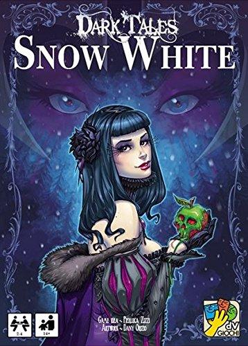 daVinci Editrice S.r.l. Dark Tales Snow White Board Game (Evil Fairy Tale Characters)